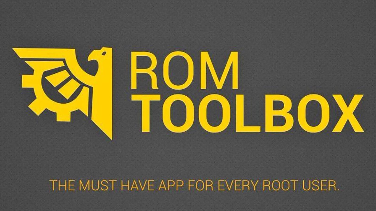 ROM Toolbox Pro Mod Apk 6.5.1.0 (Premium Unlocked)