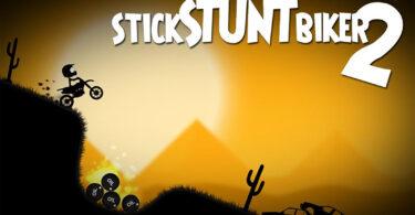 Stick Stunt Biker 2 Mod Apk 2.4 (Unlocked)