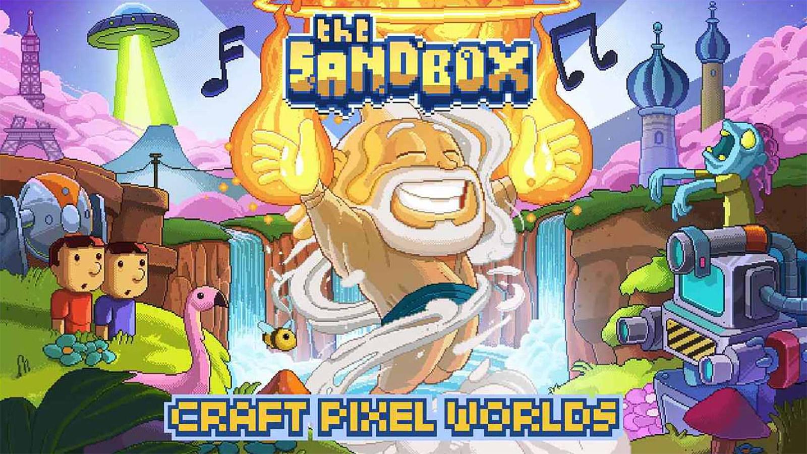 The Sandbox Mod Apk 1.99981 (Unlocked)