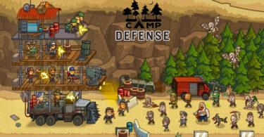Camp Defense Mod Apk 1.0.566 (Unlimited Money)