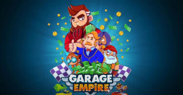 Garage Empire Mod Apk 2.6.1 (Unlimited Money)