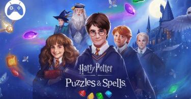 Harry Potter: Puzzles & Spells Mod Apk 37.0.756 (Unlimited PowerUps)