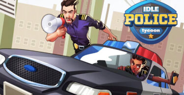 Idle Police Tycoon Mod Apk 1.2.2 (Unlimited Money)