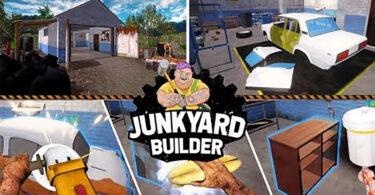 Junkyard Builder Simulator Mod Apk