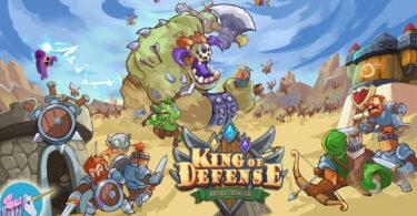 King Of Defense Mod Apk 1.8.91 (Unlimited Money)