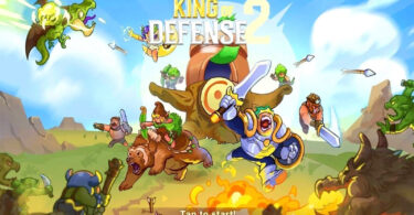 King of Defense 2 Mod Apk 1.0.3 (Unlimited Diamonds/Gems)