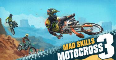 Mad Skills Motocross 3 Mod Apk 1.3.4 (Unlimited Money)