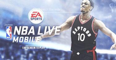 NBA LIVE Mod Apk