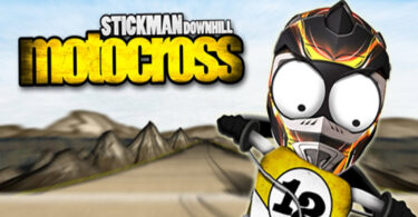 Stickman Downhill Motocross Mod Apk 4.1 (Unlimited Money)