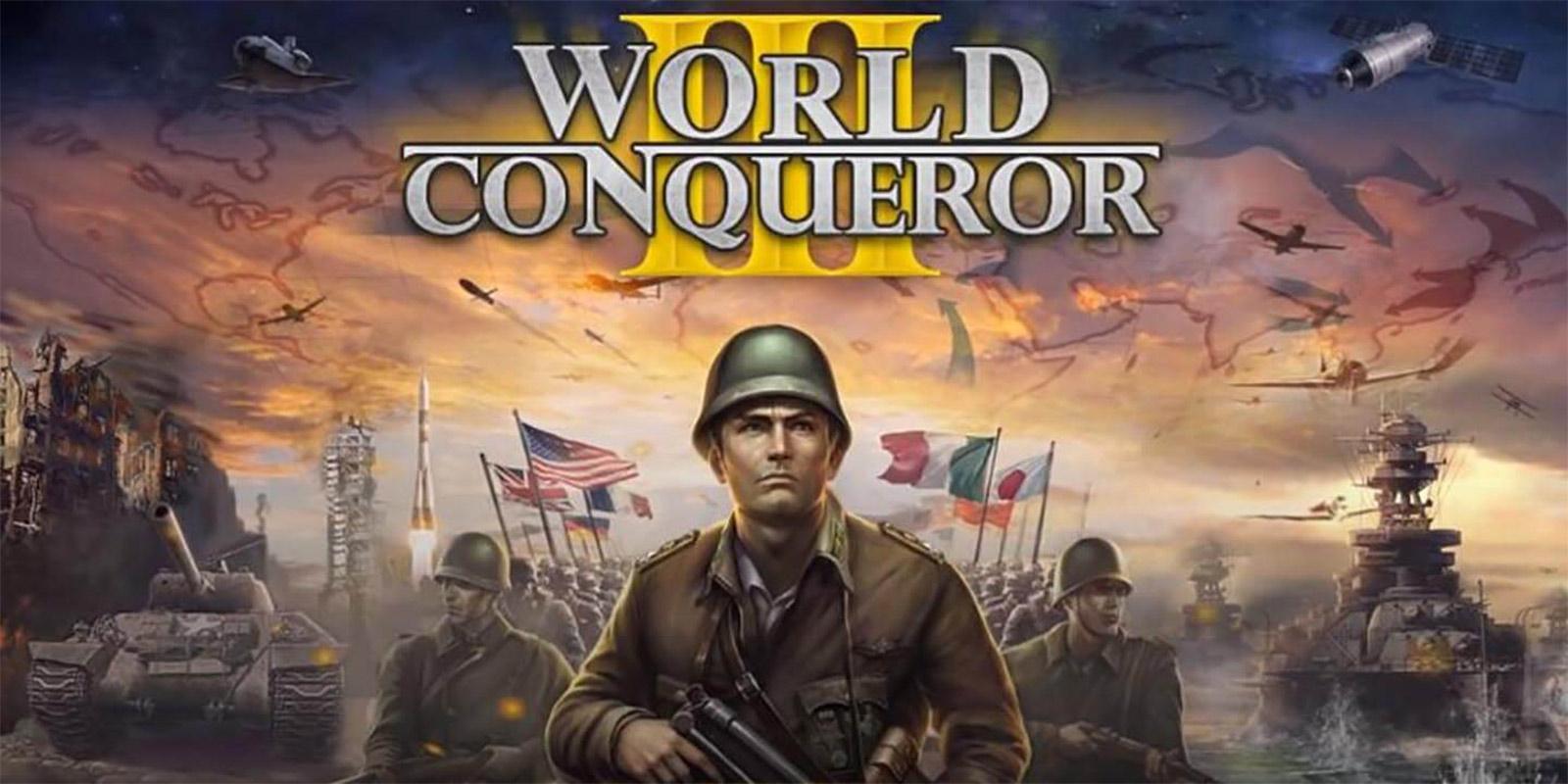 World Conqueror 3 Mod Apk 1.2.42 (Unlimited Medals)