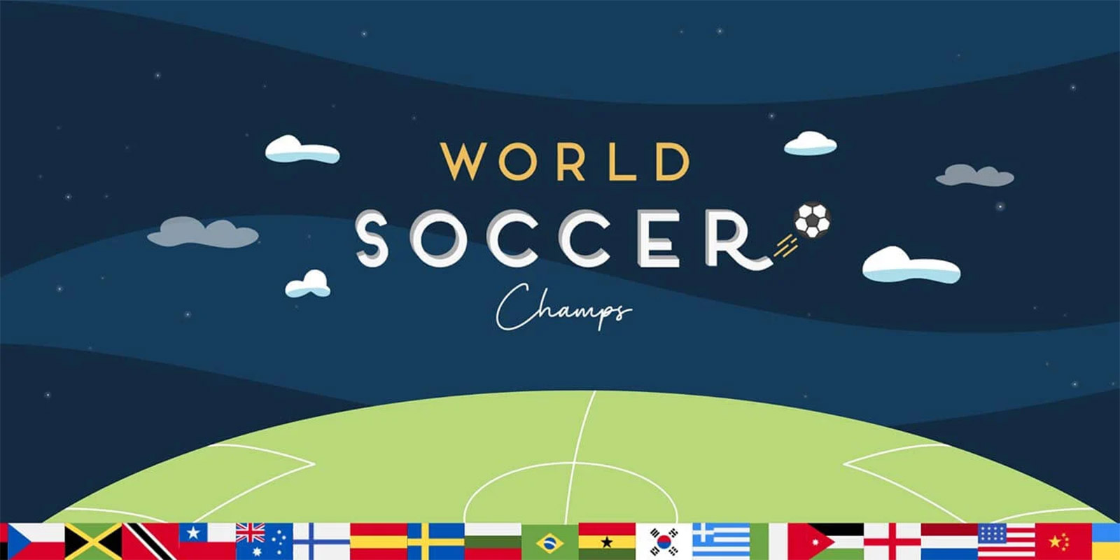 World Soccer Champs Mod Apk 4.5.2 (Unlimited Money)
