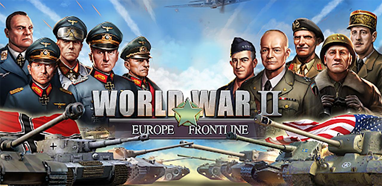 World War 2 WW2 Sandbox Tactics Mod Apk