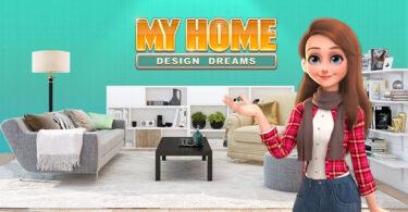 My Home – Design Dreams Mod Apk 1.0.432 (Unlimited Money)